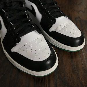 179822ef56ab Jordan Shoes - Jordan Retro 1 9.5 DMP Pack Celtics 332550 101